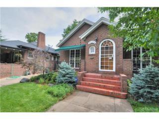 2050  Forest Street  , Denver, CO 80207 (#1547679) :: Wisdom Real Estate
