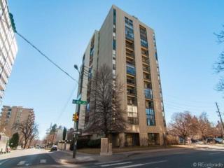 777  Washington Street  705, Denver, CO 80203 (#1557915) :: The Peak Properties Group