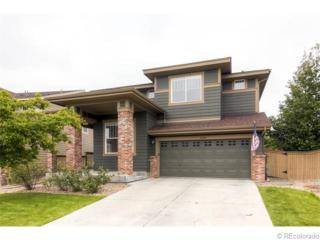 5529  Longwood Circle  , Highlands Ranch, CO 80130 (#1620127) :: The Peak Properties Group