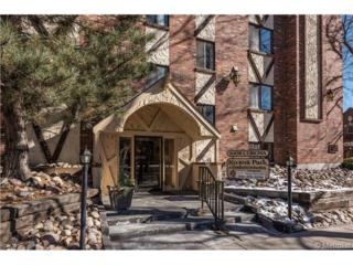 1008  Corona Street  105, Denver, CO 80218 (#1620299) :: The Peak Properties Group