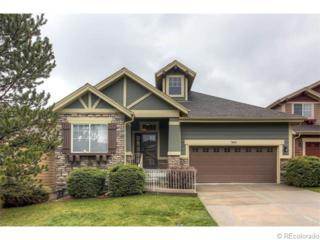 9820 S Johnson Street  , Littleton, CO 80127 (#1639760) :: The Peak Properties Group