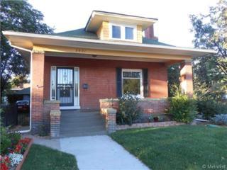 2601 W 38th Avenue  , Denver, CO 80211 (#1667125) :: The Peak Properties Group