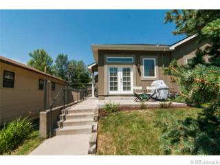 2479 S High Street  , Denver, CO 80210 (#1765471) :: Colorado Home Finder Realty