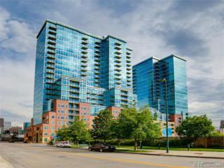 1700  Bassett Street  507, Denver, CO 80202 (#1920020) :: The Peak Properties Group