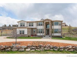 1126  Ridge Oaks Drive  , Castle Rock, CO 80104 (#1924926) :: The Peak Properties Group