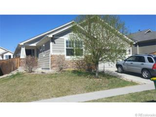 16203 E 104th Way  , Commerce City, CO 80022 (#2064754) :: The Peak Properties Group