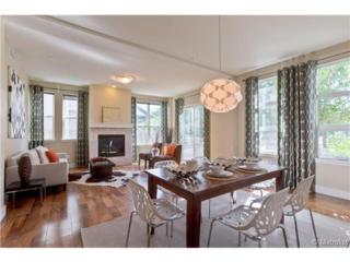 1738  Franklin Street  1A, Denver, CO 80218 (#2165508) :: The Peak Properties Group