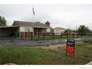 51  Miller Avenue  , Brighton, CO 80601 (#2167549) :: Colorado Home Finder Realty