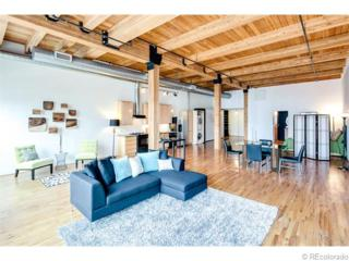 2955  Inca Street  2E, Denver, CO 80202 (#2171791) :: The Peak Properties Group