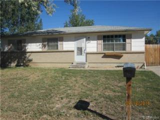 13821  Randolph Place  , Denver, CO 80239 (#2209235) :: The Peak Properties Group