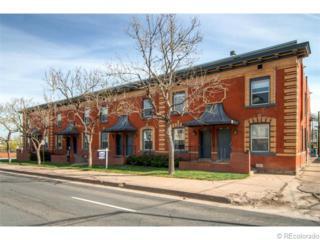 2306  Glenarm Place  207, Denver, CO 80205 (#2319340) :: The Peak Properties Group