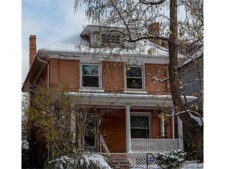 1248  Clarkson Street  , Denver, CO 80218 (#2333509) :: The Peak Properties Group