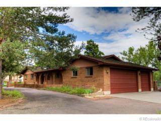 25  Dutch Creek Drive  , Littleton, CO 80123 (#2345900) :: Colorado Home Finder Realty