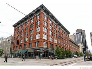 1555  California Street  318, Denver, CO 80202 (#2415874) :: The Peak Properties Group