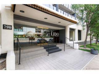 790  Washington Street  605, Denver, CO 80203 (#2458803) :: The Peak Properties Group