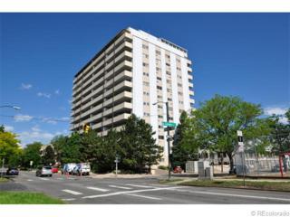 1029 E 8th Avenue  203, Denver, CO 80218 (#2574449) :: The Peak Properties Group