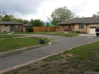 7585 W 48th Avenue  , Wheat Ridge, CO 80033 (#2714844) :: The Healey Group