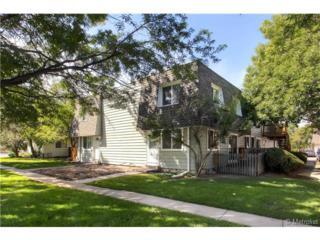1185 S Oneida Street  B, Denver, CO 80224 (#2715468) :: Wisdom Real Estate