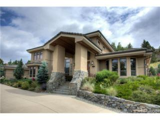 2568  Medinah Drive  , Evergreen, CO 80439 (#2814445) :: The Healey Group