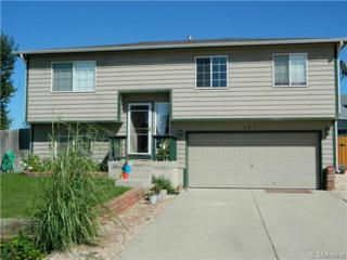 1928  Aspen Street  , Fort Lupton, CO 80621 (#2892802) :: The Healey Group