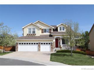 9733 W Avalon Place  , Littleton, CO 80127 (#3087856) :: The Peak Properties Group