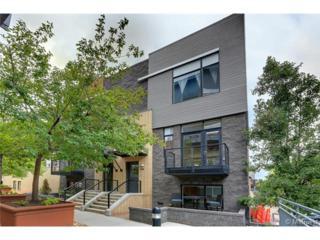 1430  Little Raven Street  A, Denver, CO 80202 (#3126744) :: The Peak Properties Group