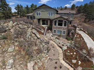 2585  Saddleback Drive  , Castle Rock, CO 80104 (#3245160) :: The Peak Properties Group