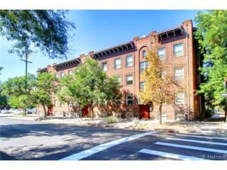 541 E 14th Avenue  8, Denver, CO 80203 (#3292568) :: The Peak Properties Group