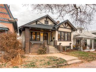 4535 W 33rd Avenue  , Denver, CO 80212 (#3329005) :: The Healey Group