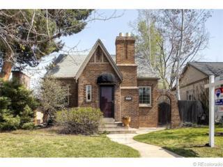 2024 S Pearl Street  , Denver, CO 80210 (#3338704) :: Wisdom Real Estate