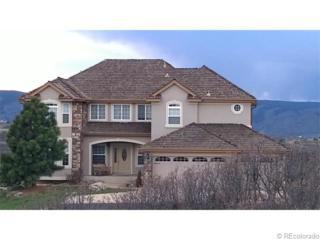 3267  Castle Butte Drive  , Castle Rock, CO 80109 (#3503661) :: The Peak Properties Group