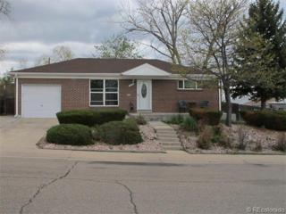 10503  Franklin Street  , Northglenn, CO 80233 (#3503983) :: Colorado Home Finder Realty