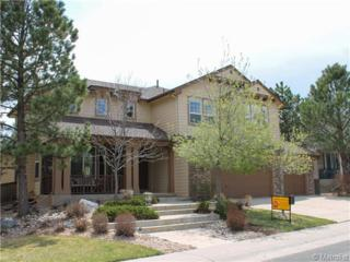 8840 W Eden Drive  , Littleton, CO 80127 (#3574434) :: The Peak Properties Group