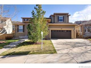2574  Pemberly Avenue  , Highlands Ranch, CO 80126 (#3611760) :: The Peak Properties Group
