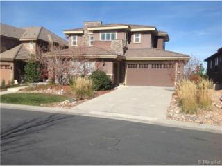 10440  Marigold Court  , Highlands Ranch, CO 80126 (#3626072) :: The Peak Properties Group