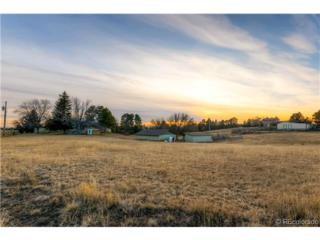 8457 E Summit Road  , Parker, CO 80138 (#3760669) :: The Healey Group