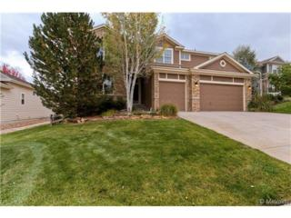 7400  Winter Berry Lane  , Castle Pines, CO 80108 (#3768503) :: The Healey Group