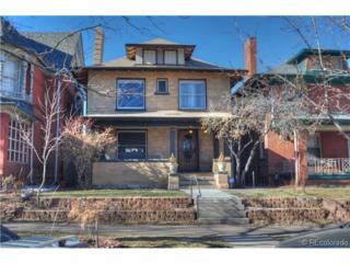 1451  Gilpin Street  , Denver, CO 80218 (#3822876) :: Wisdom Real Estate