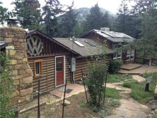 27105  Mountain Park Road  , Evergreen, CO 80439 (#3856081) :: The Peak Properties Group