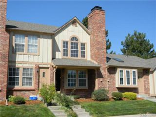 16904 E Whitaker Drive  #B, Aurora, CO 80015 (#3871577) :: Wisdom Real Estate