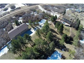 5945  Sioux Drive  , Sedalia, CO 80135 (#3896809) :: The Peak Properties Group
