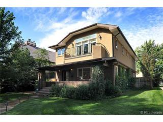 325 S High Street  , Denver, CO 80209 (#3913763) :: The Healey Group