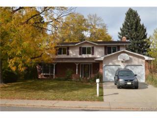 8389 W Harvard Drive  , Lakewood, CO 80227 (#3922084) :: The Krodel Team | Cherry Creek Properties, LLC