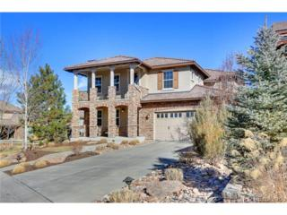 391  Maplehurst Drive  , Highlands Ranch, CO 80126 (#4000179) :: The Peak Properties Group