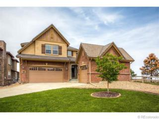 10410  Willowwisp Way  , Highlands Ranch, CO 80126 (#4032809) :: The Peak Properties Group