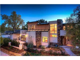 1069  Bonnie Brae Boulevard  , Denver, CO 80209 (#4111910) :: The Peak Properties Group