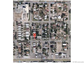 1554  Lowell Boulevard  , Denver, CO 80204 (#4175132) :: Wisdom Real Estate