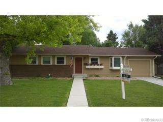 656 W Caley Circle  , Littleton, CO 80120 (#4194756) :: Colorado Home Finder Realty