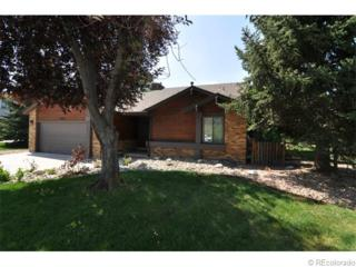 5273 S Xenophon Court  , Littleton, CO 80127 (#4201607) :: Colorado Home Finder Realty