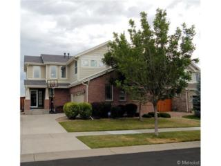 20261 E Lasalle Place  , Aurora, CO 80013 (#4276742) :: The Peak Properties Group